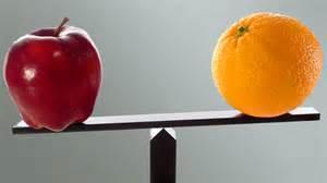 apple oranges